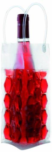 Ibili 4-seitig Flasche Kühltasche, 25x 10cm