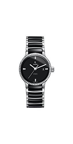 Rado Women's Centrix Diamond Automatic Watch R30160712