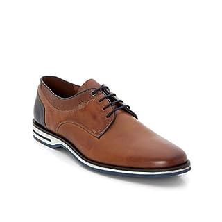 LLOYD Diego Business- Schuhe in Übergrößen Braun 18-080-32 große Herrenschuhe, Größe:46