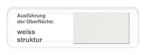 expendio hochwertiges Himmelbett, Metallbett Cady + Lattenrost + Matratze, Varianten, Doppelbett Singelbett Ehebett, Liegefläche:180 x 200 cm, Farben:weiß Struktur (Eisenbetten Himmelbetten)