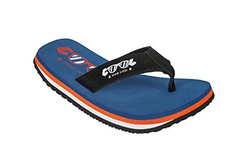 Cool Shoe Herren Original Zehentrenner, Blau (Coral 00164), 43/44 EU -