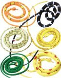 New Set of 12 Rubber 36 Coiled Rubber Prop Toy Snakes by ()
