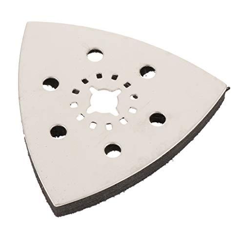 Professional Schleifteller Schleifplatte Schleifscheibe für Dreieckschleifer und Deltaschleifer