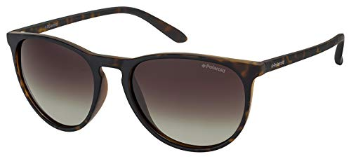 Polaroid pld 6003/n/s la occhiali da sole, marrone (havana/brown sf pz), 54 unisex-adulto