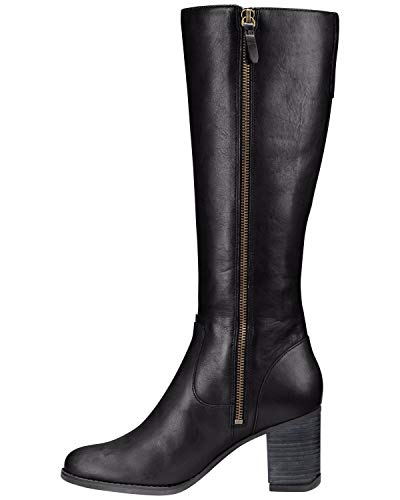 Timberland Womens Womens Atlantic Heights Tall Boots in Black - UK 6 5