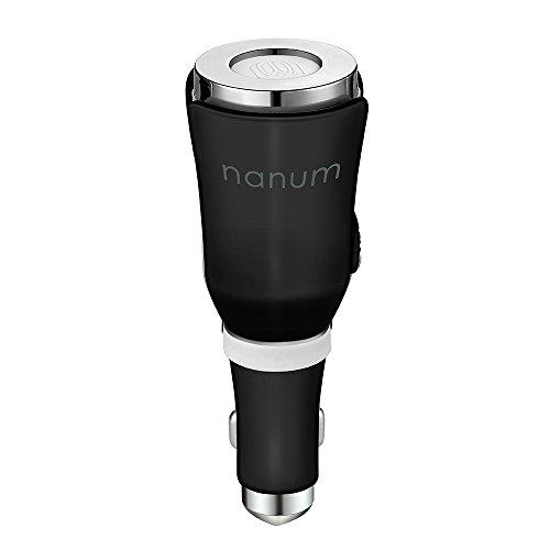 ELLANM Mini USB Aromatherapy Machine Diffusore di Aromi Diffusore di Aromi USB Portatile Purificatore d'Aria per Auto,