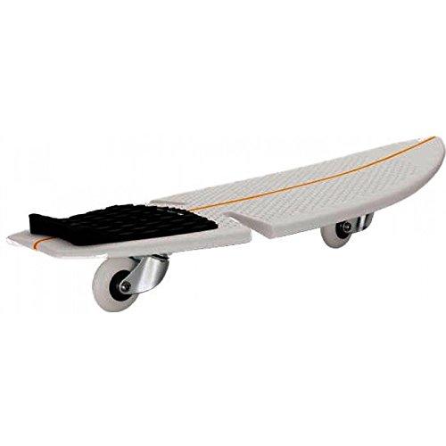 Razor RipStik RipSurf Skateboard Elettrico, Bianco, Taglia Unica