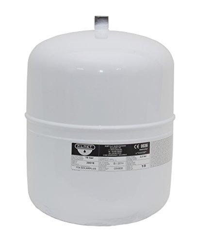Membran Ausdehnungsgefäß Zilmet Zilflex Solar Plus 25 Liter weiß