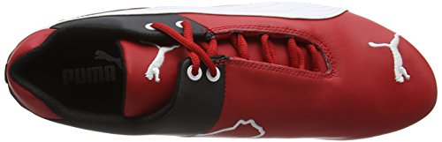 Puma Futurecatsfogf6, Chaussures Multisport Outdoor Mixte Adulte Rouge (Rosso Corsa/White 02)