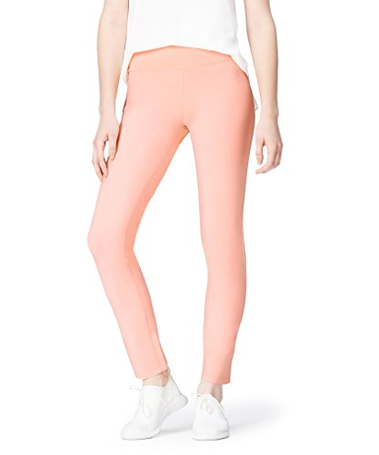 Activewear Jogginghose Damen, Rosa (Sherbert), 34 (Herstellergröße: X-Small)