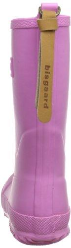 Lrk001 pastilha Bisgaard Unisex Gummistiefel Child 11 Elástica rosa p55qg7Tw
