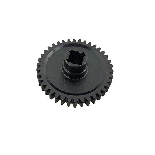 Fytoo 1pcs Metall Hauptgetriebe Upgrade Reduction Gear Zahnrad 38T für RC 1/18 WLtoys A949 A959 A969 A979 K929 A959-B A969-B A979-B K929-B RC Car Auto Ersatzteile