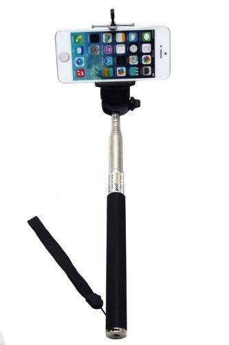 AFUNTA allungabile Selfie portatile Stick monopiede Pod con 1/4 di