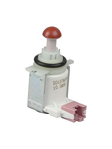 BAHome Magnetventil, Ventil Magnetventil Geschirrspüler, Ablaufgarnitur für Bosch und Siemens