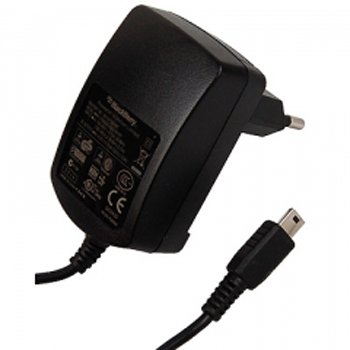 Blackberry Touristen load PSM05R Ladegerät charger, schwarz, ASY - 07965-005, 8310 Curve, 6210, 8320 Curve 6220, 8700c 6230, 8700f, 6280, 8700 g, 6510 8700r, 7100 G, 8700 V 7100i, 8 Blackberry Curve 8700
