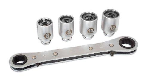 Laser 4462 Coffret 5 pièces d'extracteurs à goujons