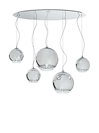 Luminaire suspension Ideal Lux DISCOVERY SP5