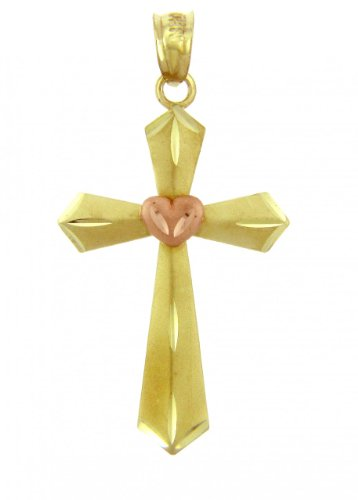 little-treasures-10-ct-yellow-gold-cross-pendant-necklace-the-heart-cross-comes-with-an-18-chain