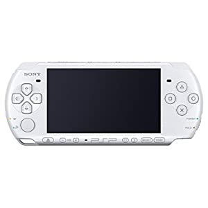 PlayStation Portable – PSP Konsole Slim & Lite 3004, weiß