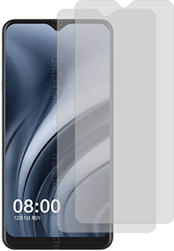 4ProTec 2X Crystal Clear klar Schutzfolie für Hisense King Kong 4500 Bildschirmschutzfolie Displayschutzfolie Schutzhülle Bildschirmschutz Bildschirmfolie Folie