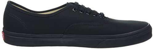 Vans Authentic, Sneaker Unisex – Adulto Nero (Black)