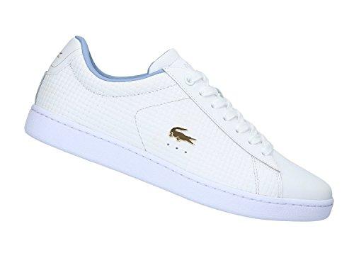 LACOSTE Baskets Carnaby Evo 118 5 Blanc weiß