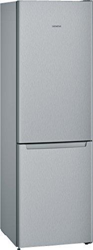 Siemens iQ100 KG36NNL30 Kühl-Gefrier-Kombination / A++ / Kühlteil: 215 L / Gefrierteil: 87 L / Edelstahl / MultiAirflow-System / NoFrost / FreshBox