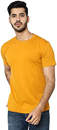 i Care Mens Fashion Short-Sleeve Casual Slim Fit Basic T-Shirts Cotton Clothes