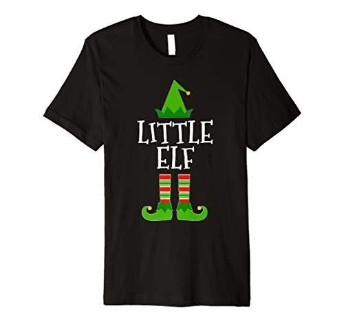 Little Elf passenden Familien Gruppe Weihnachten T ()
