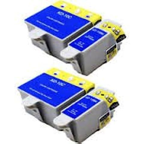 Kodak 10C-10B/4 cartucce d'inchiostro compatibili per stampante Kodak EasyShare Set