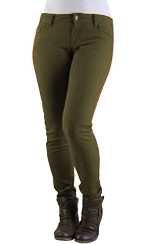 Vanilla Inc New Ladies Womens Girls Super Stretchy Jegging Jeans UK Size 8-26