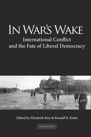 In War's Wake Hardback