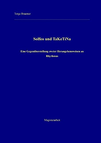 Solfeo und TaKeTiNa