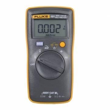 Original-FLUKE F101 600V CAT? Pocket Digital Multimeter Auto Range