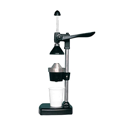 Vaartha Stainless Steel Hand Press Juicer (Black)
