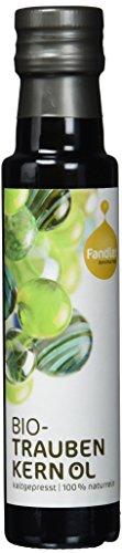 Fandler Bio-Traubenkernöl, 1er Pack (1 x 100 ml) -