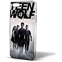 Teen Wolf-Tyler Pose, Iphone Case coque iPhone 5/5s white