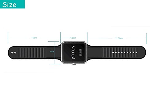 YAMAY® Bluetooth Smartwatch - 8