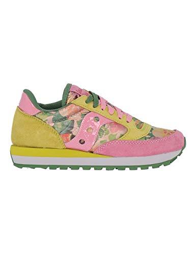 Saucony Sneaker Jazz O Floral-SMU 60450.Floral Pink/Green/Floral