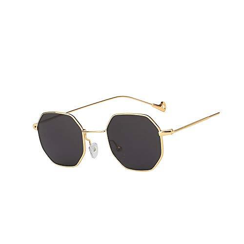 WJFDSGYG Multi Shades Sonnenbrillen Männer Frauen Markendesigner Mode Sonnenbrillen Brillen Uv400