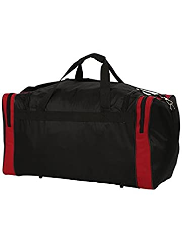 New Eagle SMALL MEDIUM LARGE EXTRA LARGE Sports Travel Holdall Luggage Duffle Cargo Weekend Business Sports Kit Bag ( 2080 ) (20