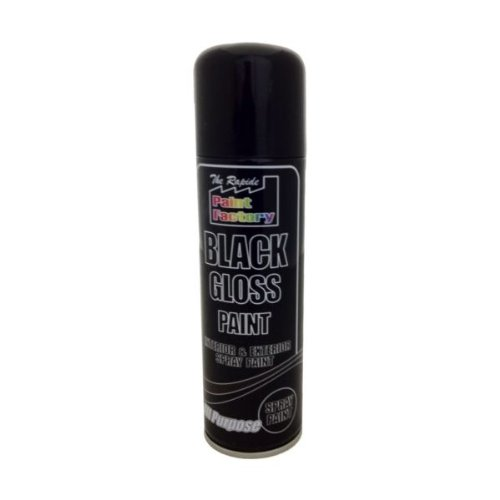 paint-spray-can-250ml-black-gloss-general-purpose