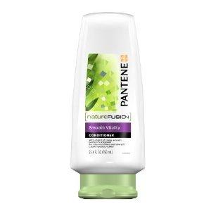 Pantene Conditioner, Nature Fusion Smooth vitalità 750ml (Confezione da 6)