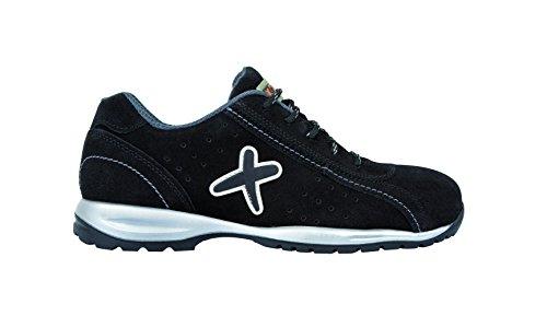 Exena Montreal Chaussures de sécurité, Montreal noir