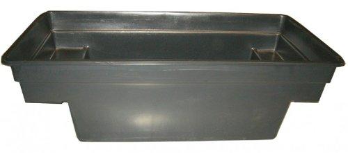 Ubbink® Quadra C2 Teichbecken Fertigteich 1500 Liter mit 2 Zonen, Kombi-Teich