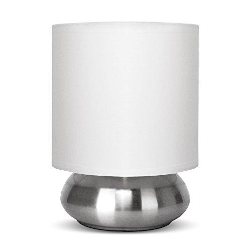 minisun-lampada-da-tavolo-con-funzione-touch-finitura-cromata-e-paralume-bianco-di-tessuto