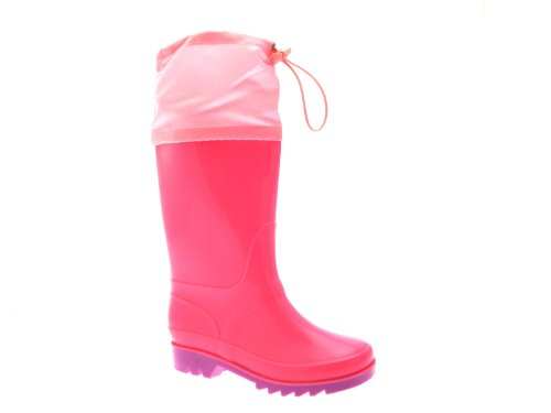 Lora Dora Kids Tie Top Welling Boots