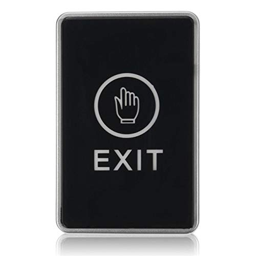 Push Touch Sensor Button Access Control Door Exit With LED Indicator Light