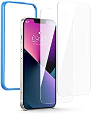 UGREEN 2 Pack Screen Protector for iPhone 13/13 Pro 6.1 Inch Tempered Glass Full Screen Protector Anti-Scratch