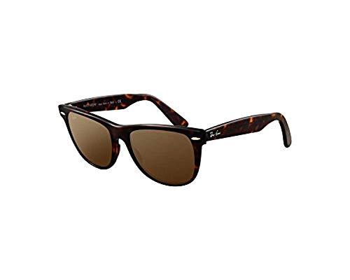 Ray Ban Rb2140 Original Wayfarer Tortoise / Brown (Polarized) Kunststoffgestell Sonnenbrillen, 50mm